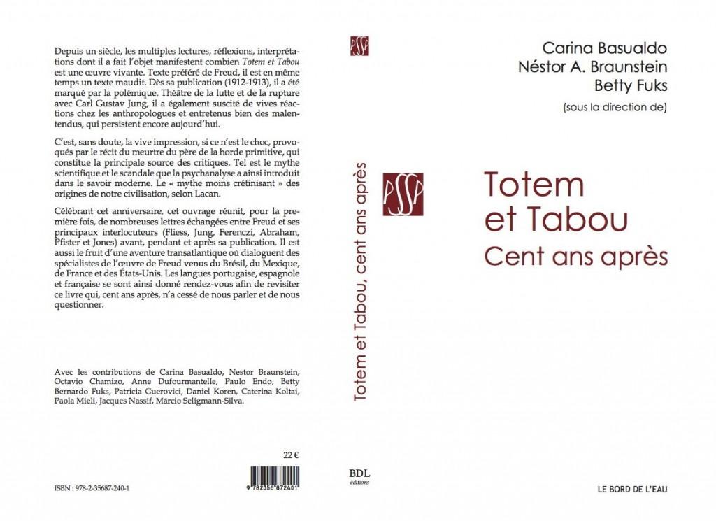Freud: Totem et tabou, cent ans après